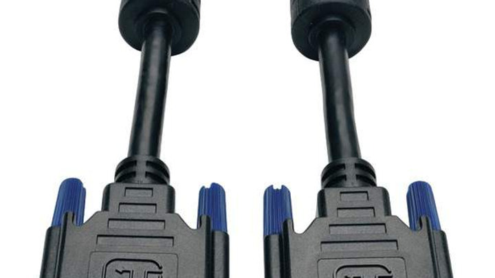 DVI DUAL TDMS CABLE 10F