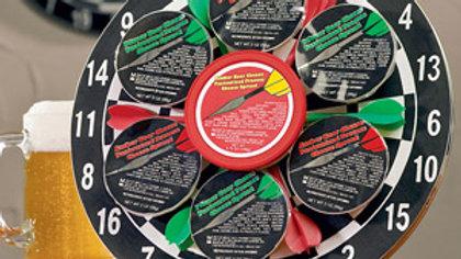 Bullseye Treats Dart Board (Med)