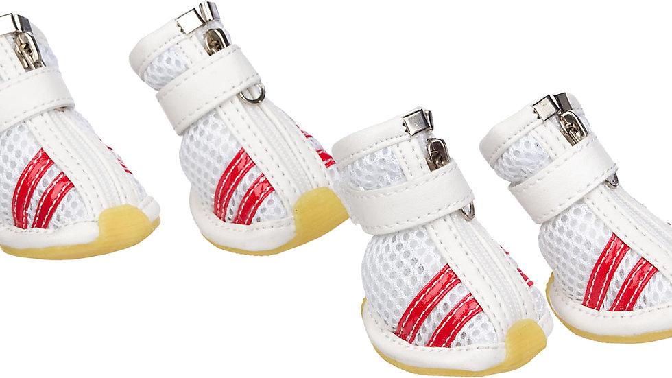 Flexible Air-Mesh Lightweight Pet Shoes Sneakers