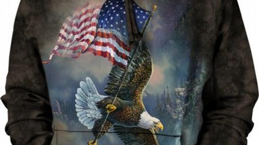 FLAG-BEARING EAGLE - XL