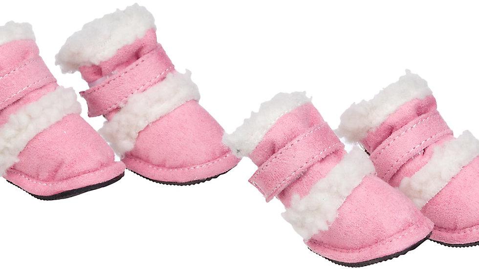 """Shearling """"Duggz"""" Pet Shoes"""