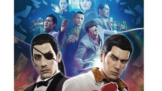 Yakuza 0 PS Hits PS4