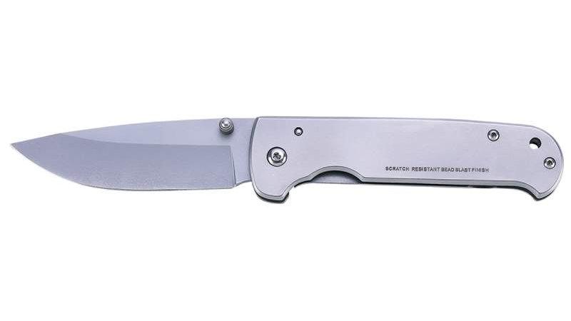 """4.5"""" B/B SS FRAMELOCK KNIFE"""