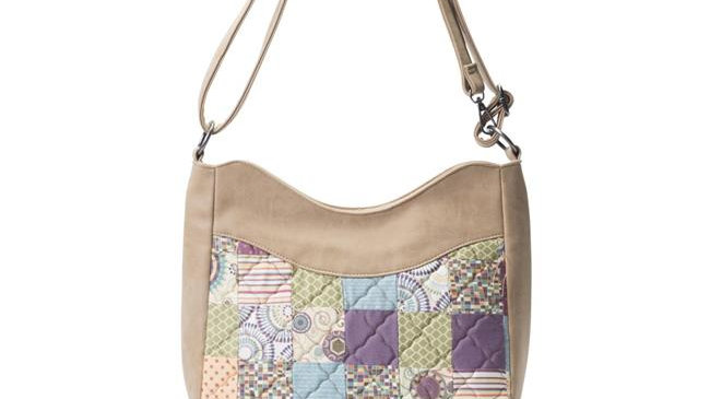 American Heritage Textiles Michelle Handbag; Carnival; Multi Color
