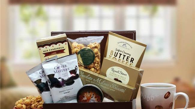 8101032 Coffee Break Gift Box