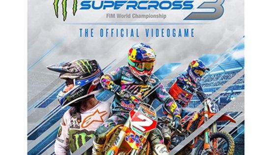 Monster Energy Supercross3 PS4