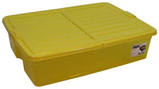 Redmon 7429YL 60 Litre & 16 gal Underbed Storage Organiser; Yellow