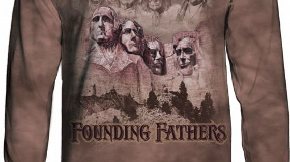 THE FOUNDERS - LS - 2XL