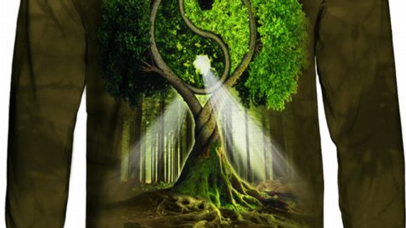YIN YANG TREE - LS - S