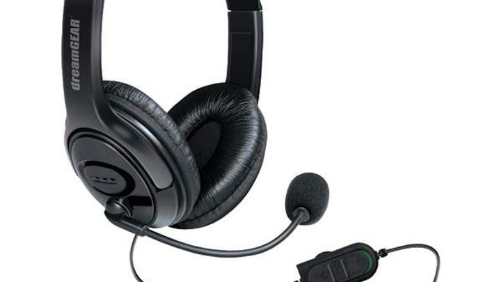 XBOX1 WIRE HDST W MIC BLK