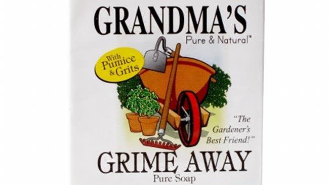 GRANDMA;apos;S 62012 4oz. Grime Away Bar Soap