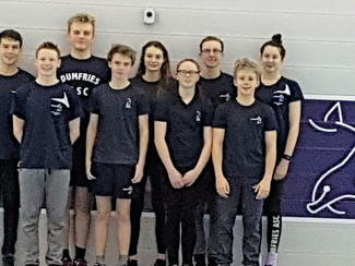 West District Short Course Senior Age Groups 2017