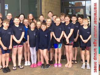 Warrender Junior Age Group Meet 2019