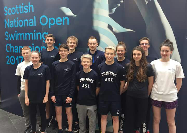 Scottish Open Meet picture in Aberdeen