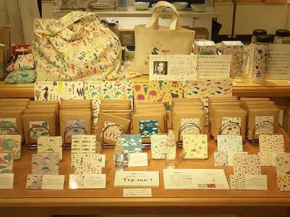 【博多阪急百貨店8階 催場「北欧フェア2018」にて、北欧アーティストデザインの雑貨を出店しております!】