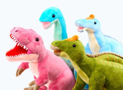 【北海道むかわ町の恐竜ぬいぐるみ応援プロジェクトが開始されました!】
