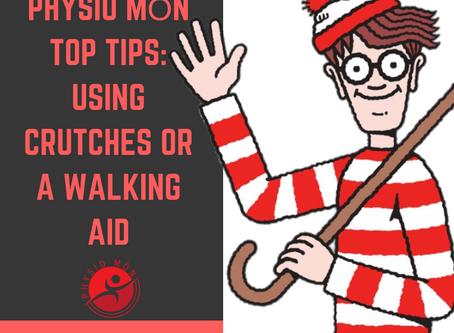 Top 5 Tips: Walking Aids