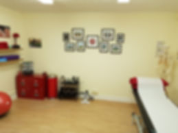 Physio Mon clinic space