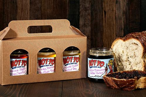Beer Jelly Gift Packs