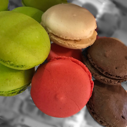 CBD French Macarons - Two