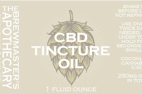 CBD Tincture Oil