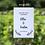 Thumbnail: A2 White Acrylic Sign