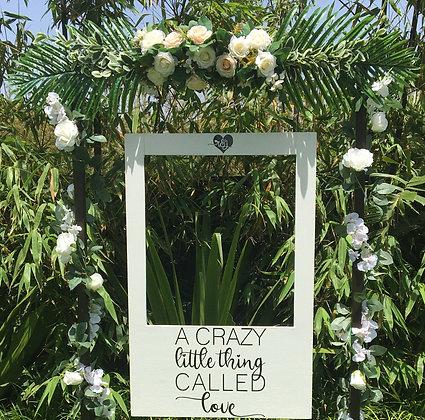 Large Artificial Floral Arrangement