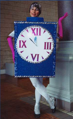 Dancing Clock