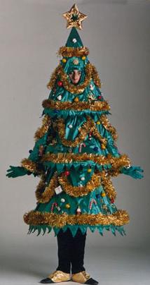 Tap Dancing Xmas Tree