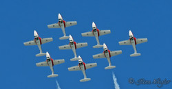 Snowbirds, precision flying team 1