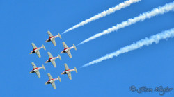 Snowbirds, precision flying team 2