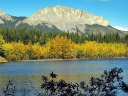 Mt Yamnuska, Bow Valley Alberta