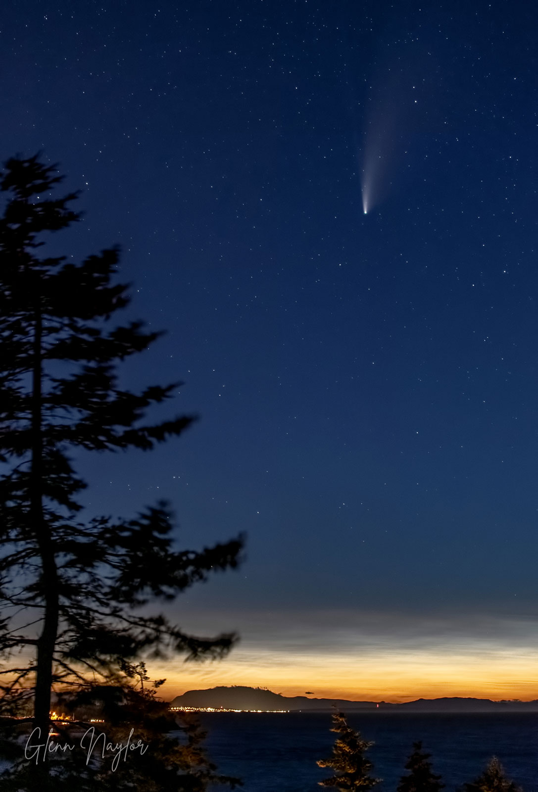 Comet-Neowise-over-Campbell-River