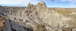 Badlands, Dinosaur Prov Pk, Alberta