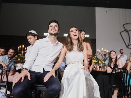 איזה סוג של זוגות ארצה לצלם ביום חתונתם