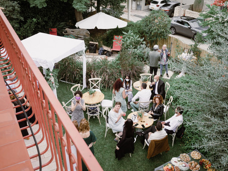 חתונות בצל הקורונה- לא מה שחשבתם