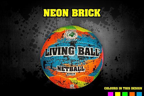 Netball Neon Nr.5