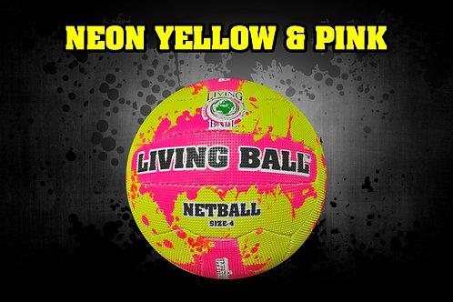 Netball Neon Nr.4