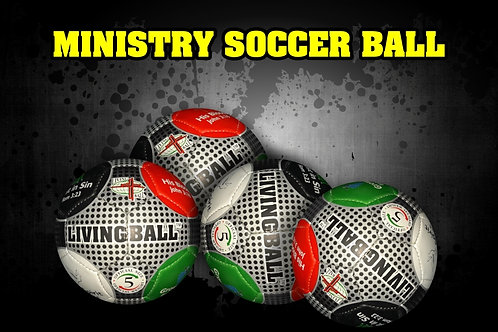 Soccer Message Ball