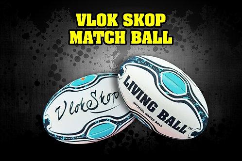 Vlok Skop Match Rugby Nr. 5