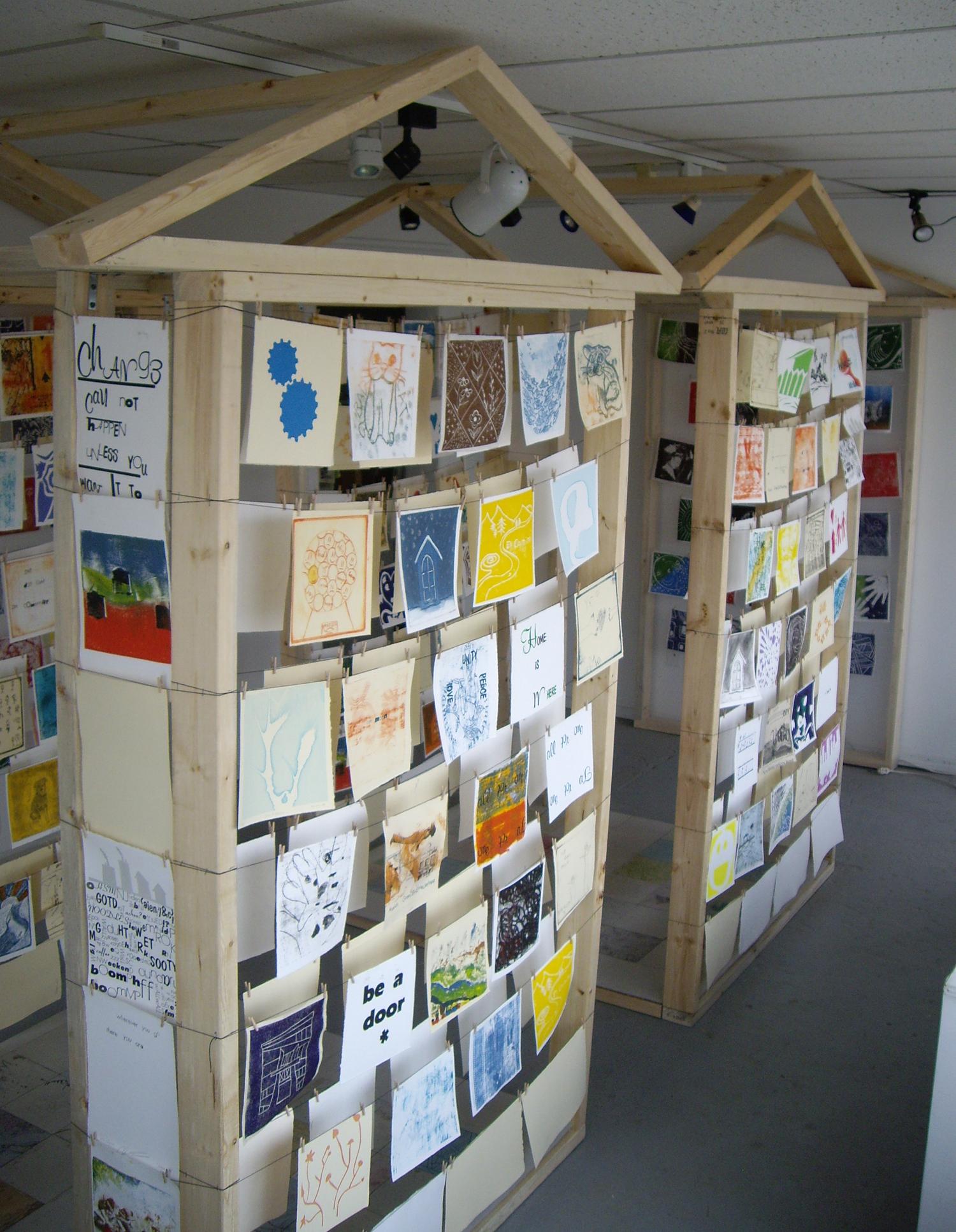 Alberta Printmakers 2009