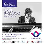Pascucci Flyer_concierto Usina cultural