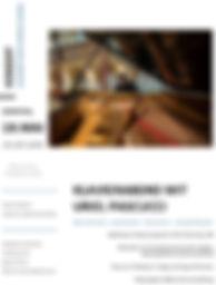 PLAKAT_Elisabethen Kirche Basel_Klaviera