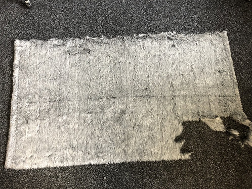 Medium Pile Frosty grey