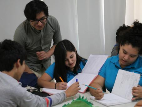 ¿Qué hacen los docentes cuando todo se detiene?
