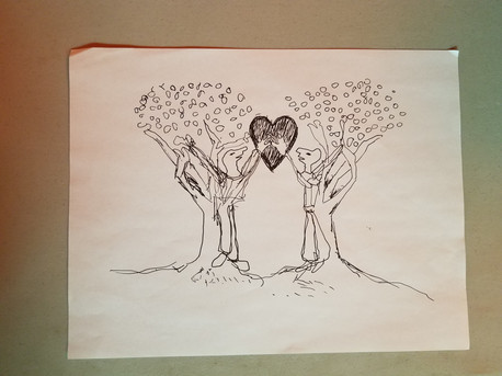 Tree People by Kat