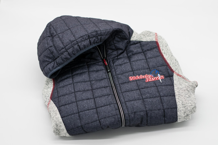 Bestickte Jacke aus unserem Produktkatalog