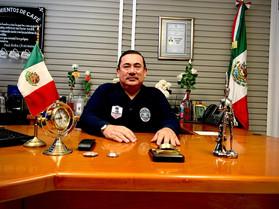 Contralmirante Ret. Luis Enrique Barrios Ríos