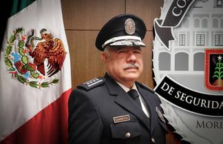 Almirante Ret. José Antonio Ortíz Guarneros.