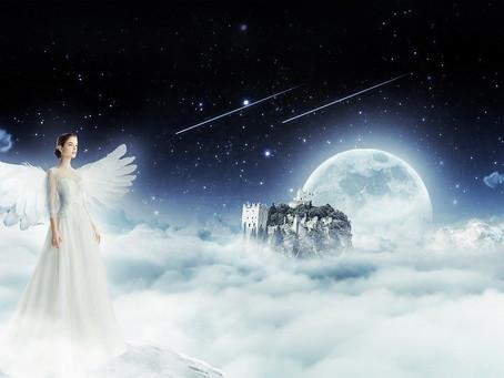 霊障対策2(天使・マスターへ依頼)